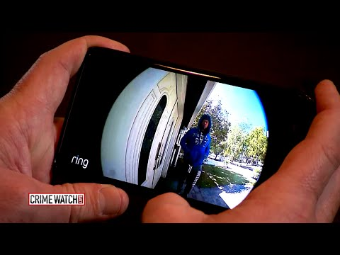 Ring Video Doorbell Helps Bust Gang Member in Home Burglary - Crime Watch Daily