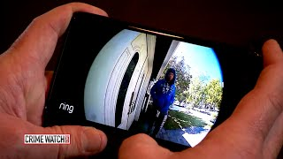 'Ring Video Doorbell' Helps Bust Gang Member in Home Burglary - Crime Watch Daily