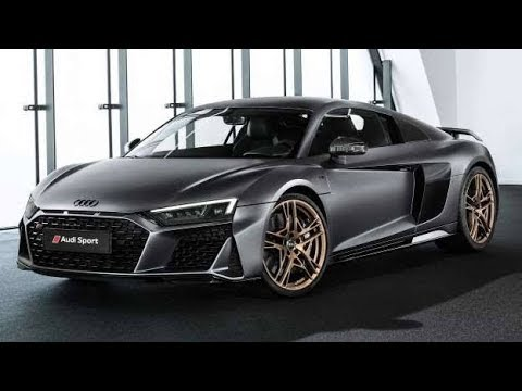 Audi R8 Performance Parts || EXCLUSIVE First Drive || Full HD Video Download ||