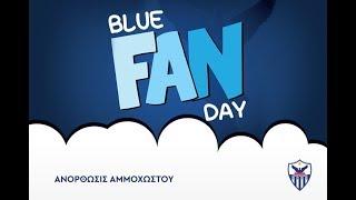 Blue Fan Day (28/12/2019)