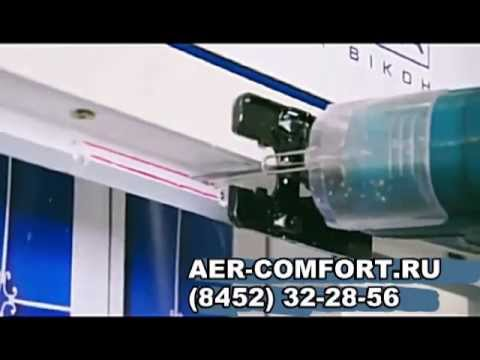 Приточная установка Salda Vega 350, вентиляция Salda - YouTube
