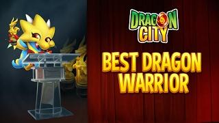 Dragon Movie Awards - Best Dragon Warrior Nominees - Dragon City