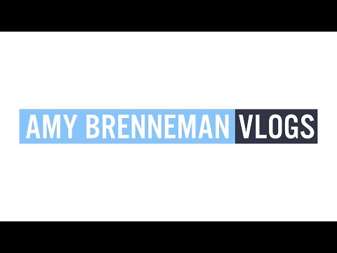 Amy Brenneman's Vlog  Entry 7