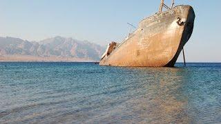ما هو سر السفينة   الغارقة في البحر الأحمر What is the secret behind the wrecked ship
