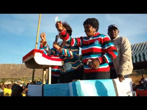 LIVE: MSIGWA, HECHE NA SUGU MUDA HUU IRINGA KTK KAMPENI ZA UDIWANI