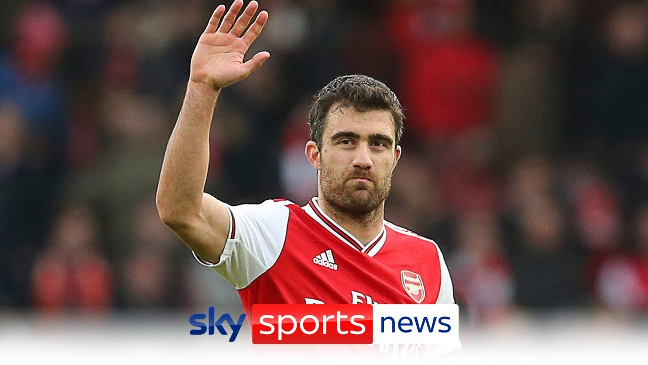 Download Sokratis & Arsenal agree to mutually terminate contract
