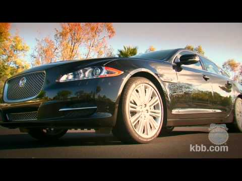 2011 Jaguar XJ Video Review - Kelley Blue Book