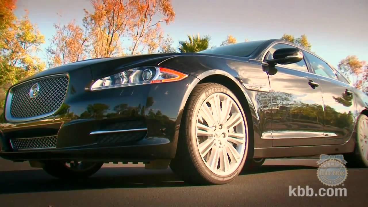 Jaguar XJ Review Kelley Blue Book YouTube - 2011 jaguar xjl reviews