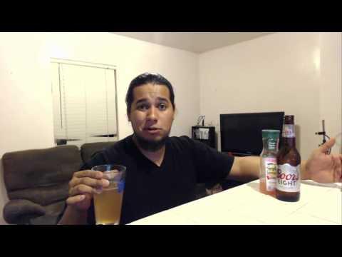thebroodood - Coors Light and Rasberry Lemonade Mash Up - Radler - Beer Reviews Mp3