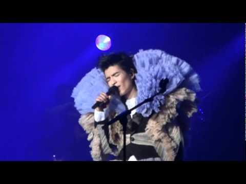 20101218 蕭敬騰 Jam Hsiao [我懷念的 -不完整] Mr. Rock Live Malaysia