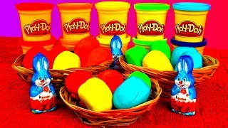 Play-Doh Surprise Eggs Kinder Surprise Peppa Pig Angry Birds Disney Cars Toy Story Disney Princess