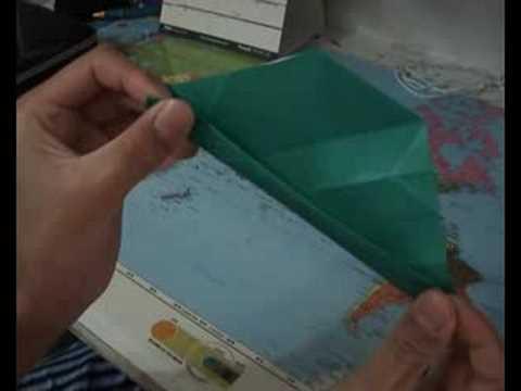 Origami Kawasaki rose tutorial 1/3