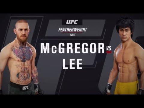Conor McGregor Vs Bruce Lee - Fight Of The Century