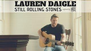 Still Rolling Stones - Lauren Daigle (acoustic cover)