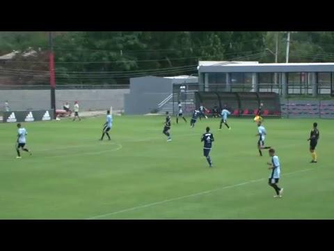 Flamengo 4x1 Mesquita   Jogo-Treino (Íntegra)