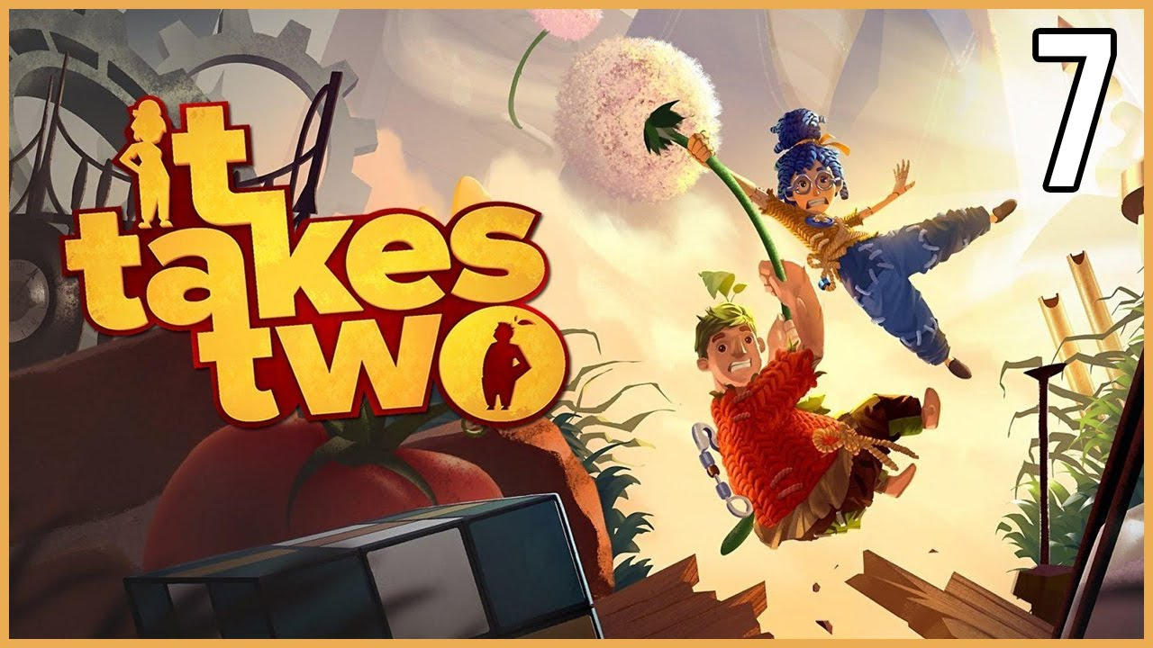 IT TAKES TWO   LET'S PLAY feat BICKETTE #7 FR