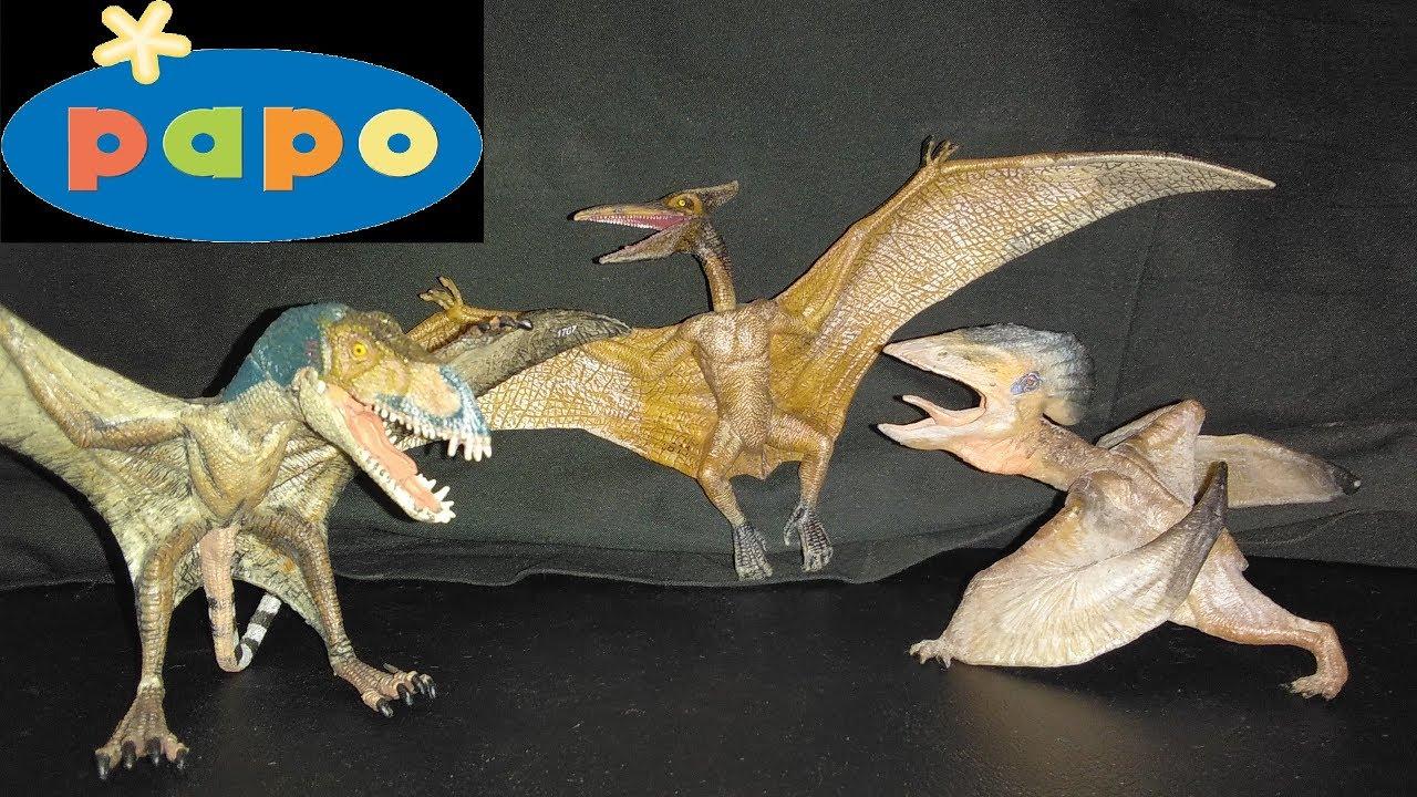 "Papo 55063 Dinosaur Figure /""Dimorphodon/"" Shipping is Free"