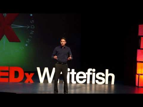 Finding Your Strength by Helping Others | Andy Shirtliff | TEDxWhitefish