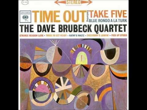 Dave Brubeck Quartet-Tangerine (HD recording w/ pics)