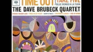 Dave Brubeck Quartet-Tangerine (HD recording)