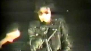 Watch Sisters Of Mercy Gimme Gimme Gimme video