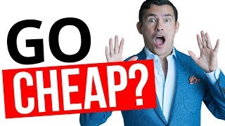 10 Items You CAN Go Cheap On? | My Thoughts On Cheap Clothing