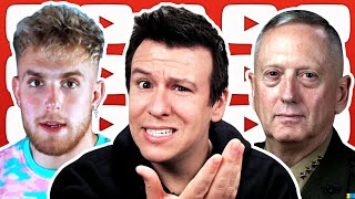 Jake Paul CRIMINALLY CHARGED In Connection To Riots, Mattis Speaks Out, COVID-19 Protest Concerns