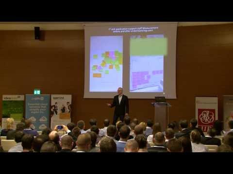 Optional Conference 2015 - Stephen Parry: Waste is Optional