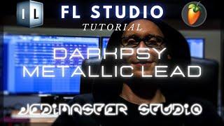 FL Studio Tutorial PL - Mroczne, metaliczne brzmienie PsyTrance