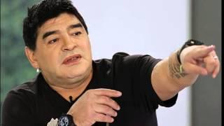 Maradona wordt Mamadona
