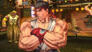 Street Fighter X Tekken (PC) Arcade Gameplay