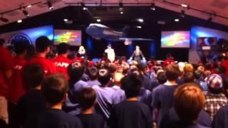 VBS 2013 - Flight oḟ Faith