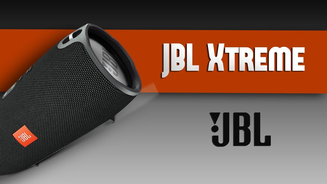 test de la jbl xtreme une enceinte puissante nomade et. Black Bedroom Furniture Sets. Home Design Ideas