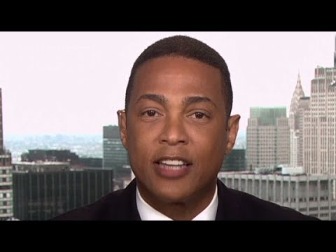 Don Lemon's rant about interview with...