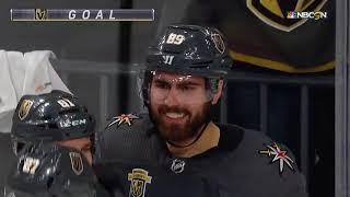 San Jose Sharks vs Vegas Golden Knights - May 4, 2018 | Game Highlights | NHL 2017/18