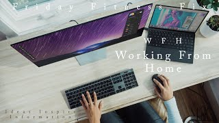 Working From Home | Friday Fitness Fix