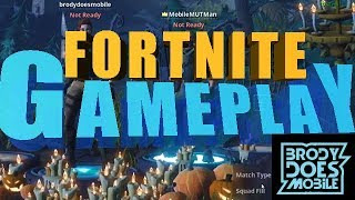 FORTNITE PC GAMEPLAY WITH MOBILEMUTMAN! WE OUT HERE TRYNA GET FIRST PLACE! FORTNITE GAMEPLAY