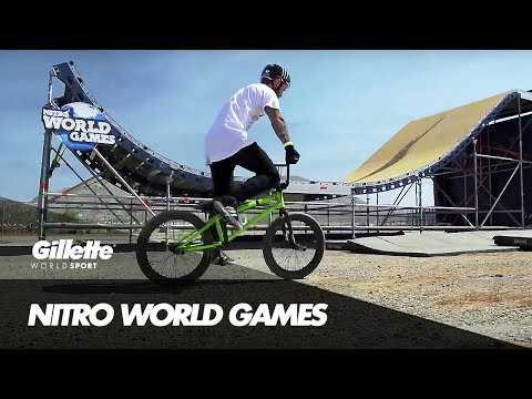 Nitro World Games Review with Alex Coleborn | Gillette World