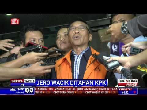 Breaking News: Jero Wacik Minta Bantuan Presiden Jokowi