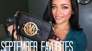 September Favorites ♡ 2014 Thumbnail
