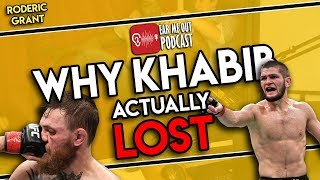Khabib Nurmagomedov vs Conor McGregor reaction | Post fight