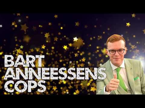 Boek BART ANNEESSENS COPS, exclusief bij Puur Feest Muziek Boekings!