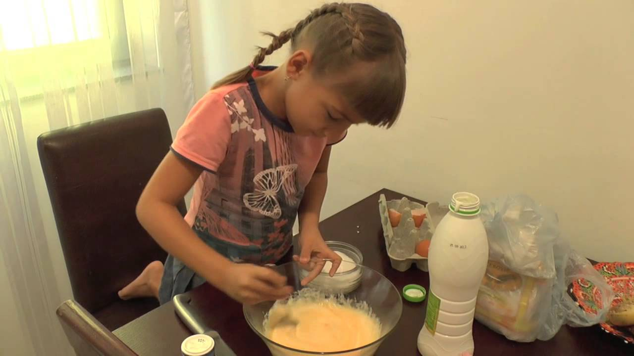 рецепт оладьев самый простой