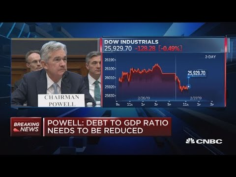 Fed Chair Jerome Powell: We are not looking at a higher inflation target