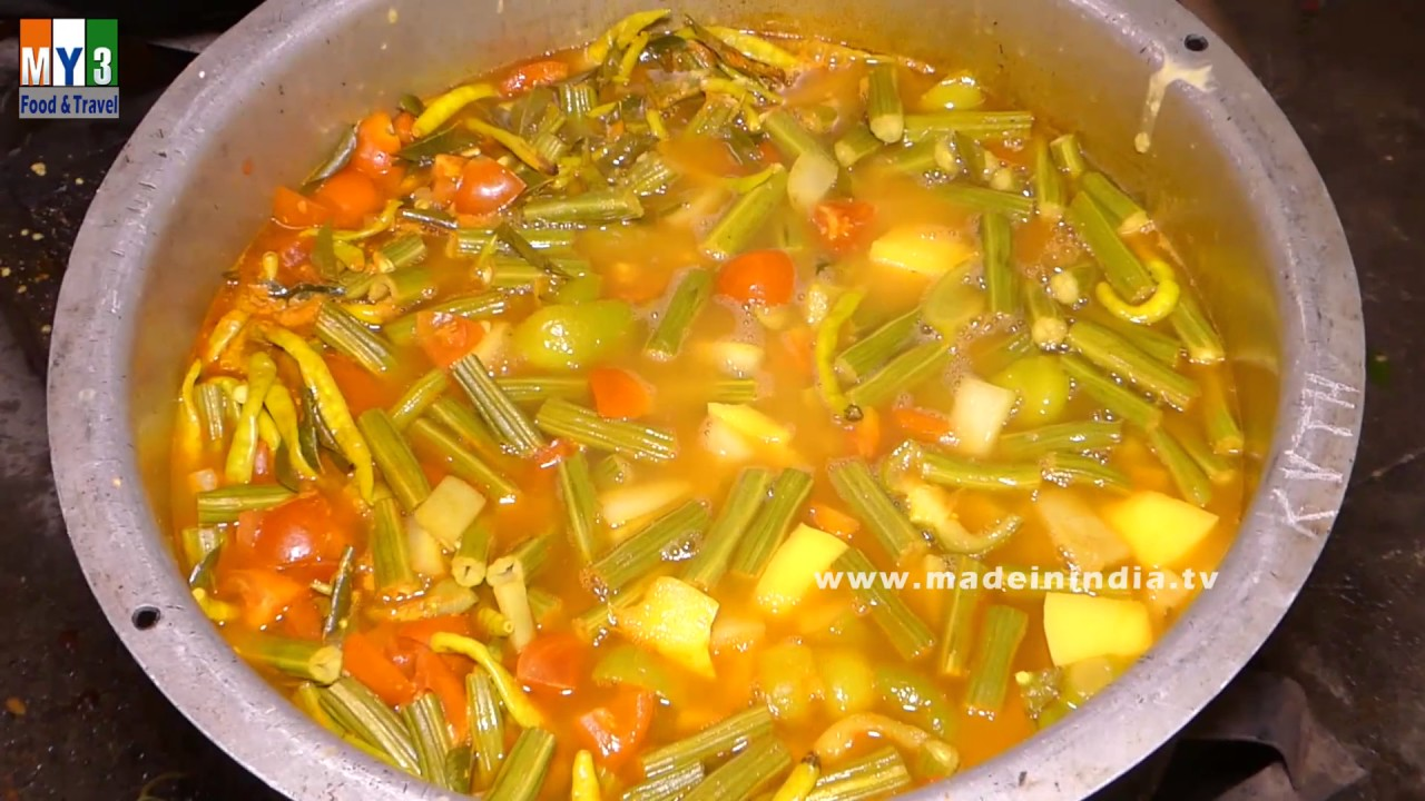 How to make Sambar | A traditional south indian recipe for ...