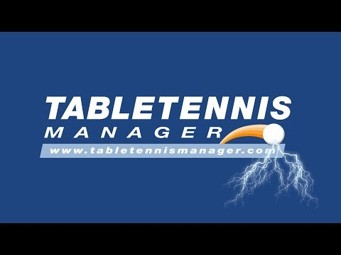 Table Tennis Manager Trailer