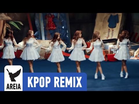 April - April Story | Areia Kpop Remix #267