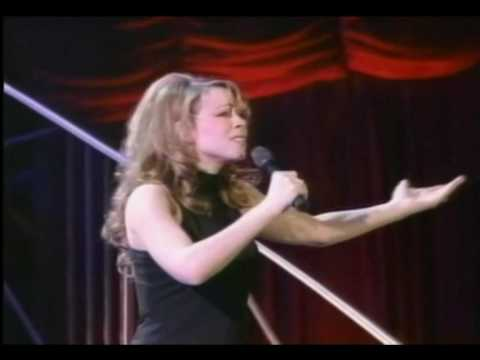 Mariah Carey - I Don't Wanna Cry (Live)