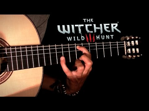 Priscilla's Song - Guitar Cover + TABS ( The Witcher 3 Wild Hunt: Wolven Storm )