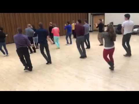 Line Dance: Wavin Flag